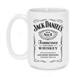 Кружка 420ml Jack Daniel's - FatLine