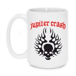 Кружка 420ml Jupiter Crash