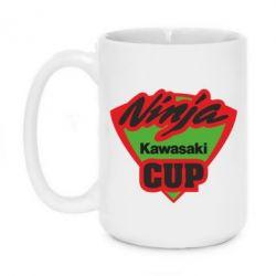 Кружка 420ml Kawasaki Ninja Cup - FatLine