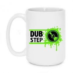 Кружка 420ml Кислотный Dub Step - FatLine