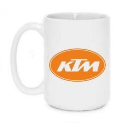 Кружка 420ml KTM - FatLine