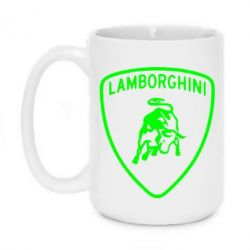 Кружка 420ml Lamborghini Auto - FatLine