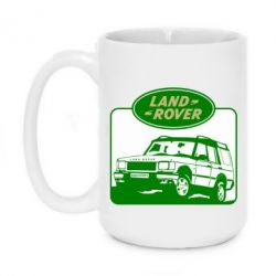 Кружка 420ml Land Rover - FatLine