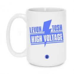 Кружка 420ml Levon Tosh - FatLine