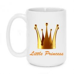 Кружка 420ml Little Princess - FatLine