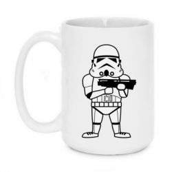 Кружка 420ml Little Stormtrooper - FatLine