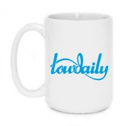 Кружка 420ml Lowdaily - FatLine