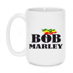Кружка 420ml Marley Bob - FatLine