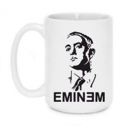 Кружка 420ml Marshall Mathers - FatLine