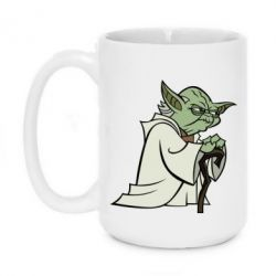 Кружка 420ml Master Yoda - FatLine