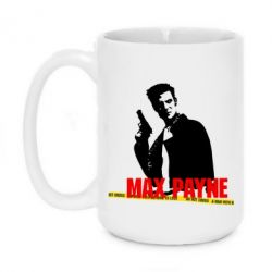 Кружка 420ml Max Payne - FatLine