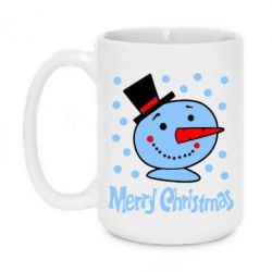 Кружка 420ml Merry Cristmas - FatLine