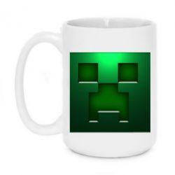 Кружка 420ml Minecraft Face - FatLine