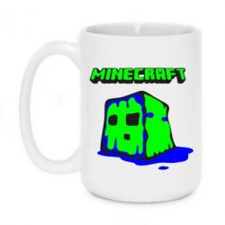 Кружка 420ml Minecraft Head - FatLine