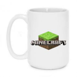 Кружка 420ml Minecraft Land - FatLine