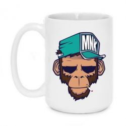 Кружка 420ml Monkey SWAG