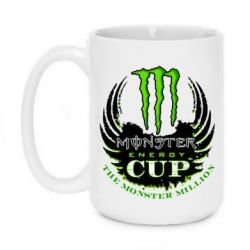 Кружка 420ml Monster Energy Cup