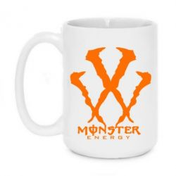 Кружка 420ml Monster Energy W - FatLine