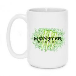 Кружка 420ml Monster fone
