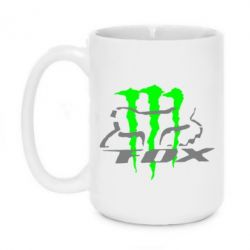 Кружка 420ml Monster Fox - FatLine