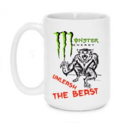 Кружка 420ml Monster Inleash The Best - FatLine