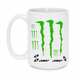 Кружка 420ml Monster One - FatLine