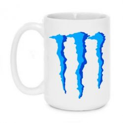 Кружка 420ml Monster Stripes