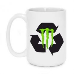 Кружка 420ml Monster Util - FatLine