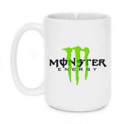 Кружка 420ml Monter Energy Classic - FatLine