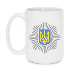 Кружка 420ml МВС України - FatLine