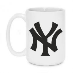 Кружка 420ml New York yankees - FatLine