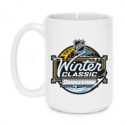 Кружка 420ml NHL Winter Classic - FatLine
