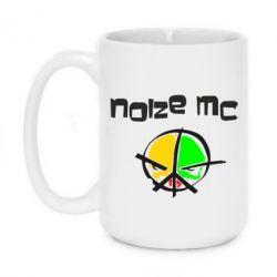Кружка 420ml Noize MC Logo - FatLine