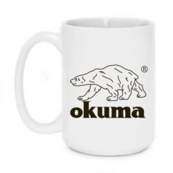Кружка 420ml Okuma - FatLine