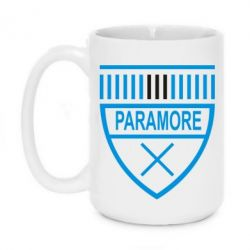 Кружка 420ml Paramore - FatLine