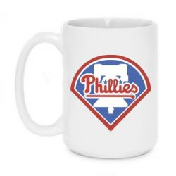Кружка 420ml Philadelphia Phillies
