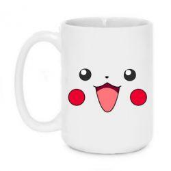 Кружка 420ml Pikachu Smile - FatLine