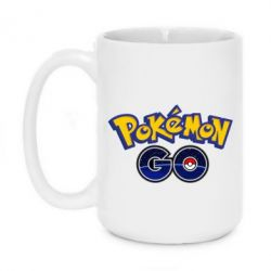 Кружка 420ml Pokemon Go