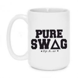 Кружка 420ml Pure SWAG - FatLine