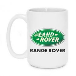 Кружка 420ml Range Rover - FatLine
