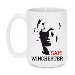 Кружка 420ml Sam Winchester - FatLine