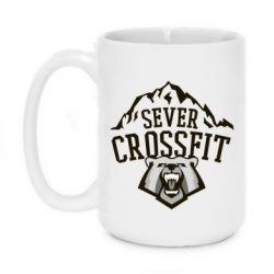 Кружка 420ml Sever CrossFit - FatLine