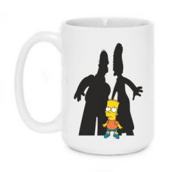 Кружка 420ml Simpsons - FatLine