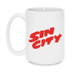 Кружка 420ml Sin City - FatLine