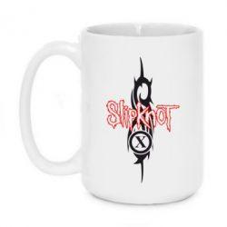Кружка 420ml Slipknot Music - FatLine