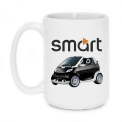 Кружка 420ml Smart 450 - FatLine