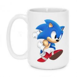 Кружка 420ml Sonic 3d - FatLine