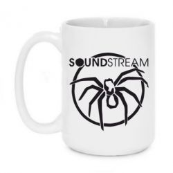 Кружка 420ml SoundStream