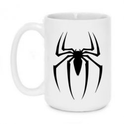 Кружка 420ml Spider Man Logo - FatLine