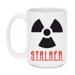 Кружка 420ml Stalker - FatLine